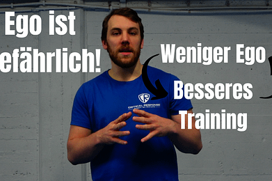 Ego im Training