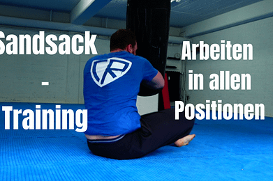 Sandsack – Training: Positionierung