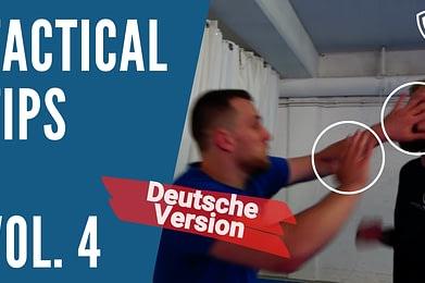 Tactical Tips Volume 4 – Deutsch