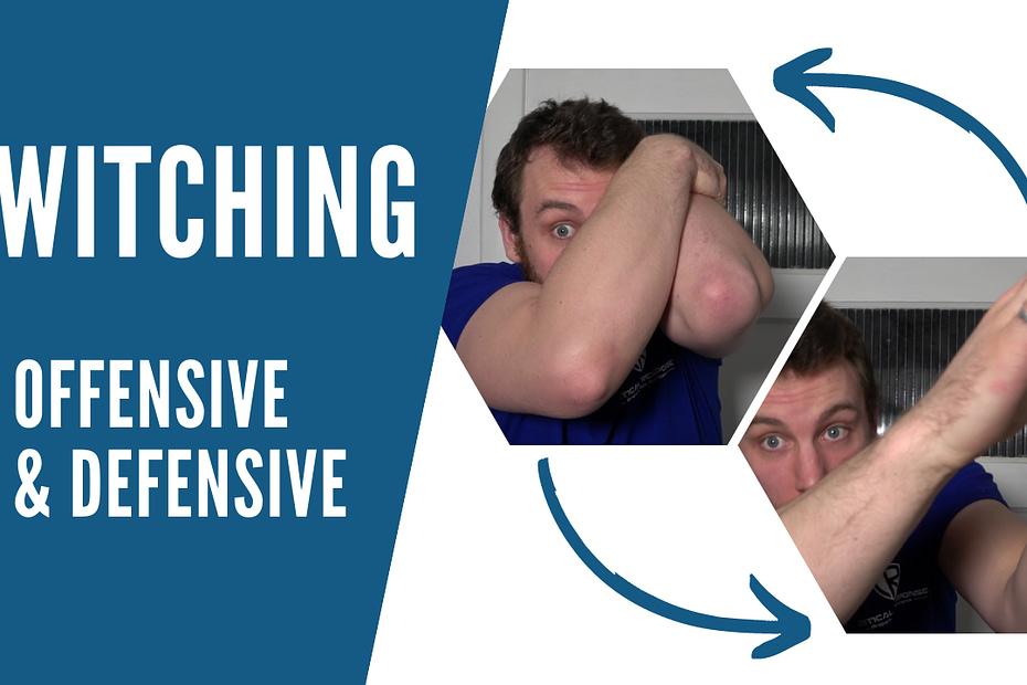Switching ist eine didaktisches Konzept zur Integration von defensiven und offensiven Techniken