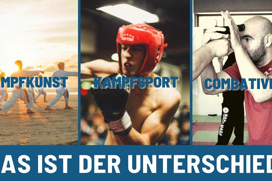 Klare Definitionen: Was ist Kampfkunst, Kampfsport und Selbstverteidigung?